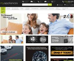 MyAppliances Discount Codes
