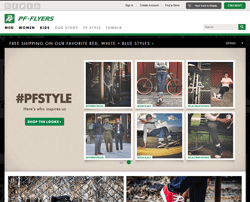 PF Flyers Promo Codes