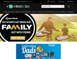 Morton Golf Sales Promo Codes