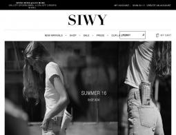 Siwy Denim Coupon
