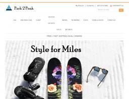 Park2Peak.com Coupon Codes