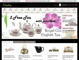 Enjoying Tea Coupon Codes