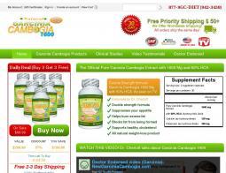 Natural Garcinia Cambogia promo code