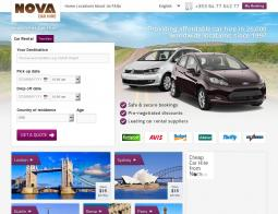 Nova Car Hire Discount Codes