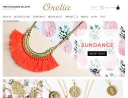 Orelia Discount Code
