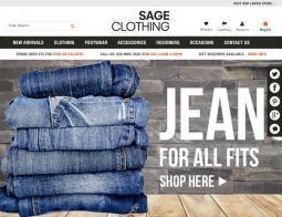 sageclothing Discount Codes
