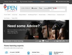 UK Open College Discount Code