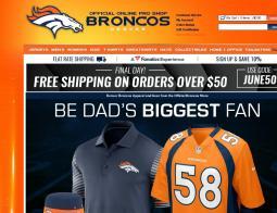 DenverBroncos Promo Codes