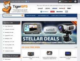 Tiger GPS Coupon