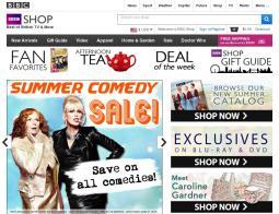 BBC America Shop Coupon