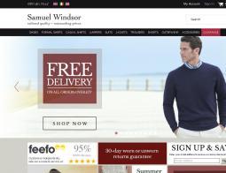 Samuel Windsor Discount Codes