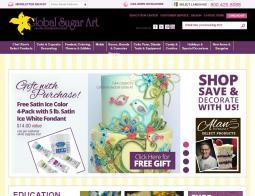 Global Sugar Art Coupon