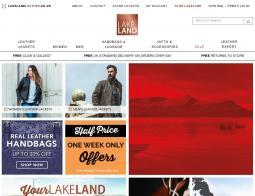 Lakeland Leather Discount Codes