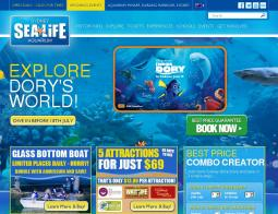 Sydney Aquarium Coupons