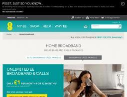 EE Broadband Discount Codes