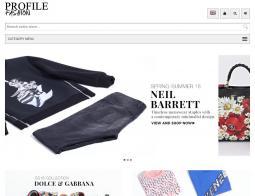 Profile Fashion Discount Codes