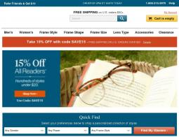Reading Glasses Coupon