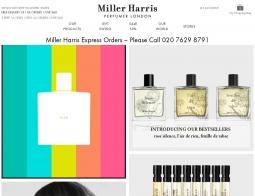 Miller Harris Discount Code