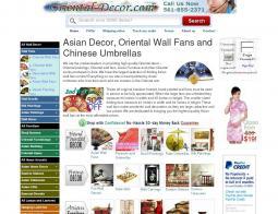 Oriental-Decor.com Coupon Code