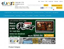 Elinz Electronics Coupons