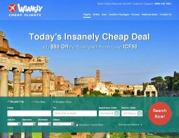 Insanely Cheap Flights Promo codes