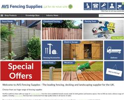 AVS Fencing Discount Codes