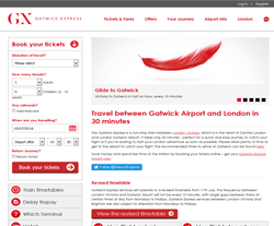 Gatwick Express Discount Codes