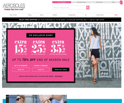 Aerosoles Coupon