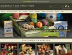 Manhattan Fruitier Coupon