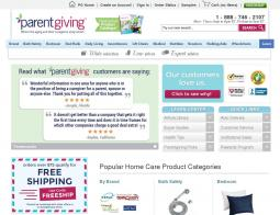 Parentgiving Coupons