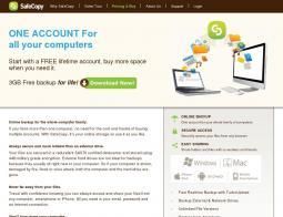 SafeCopy Promo Codes