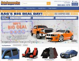 20 Off Auto Accessories Garage Coupon  July 2017