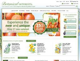 Botanical Interests Promo Codes
