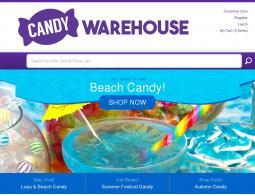CandyWarehouse Promo Codes