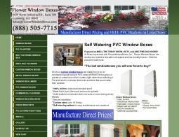 Flower Window Boxes Coupons