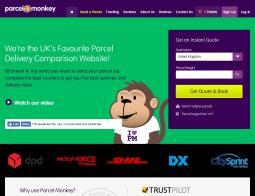 Parcel Monkey Discount Codes
