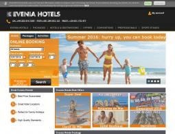 Evenia Hotels Discount Codes