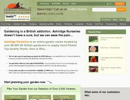 Ashridge Trees Discount Codes