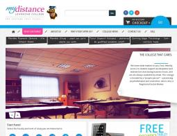 My Distance Learning College