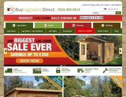 Buy Log Cabins Direct Discount Codes