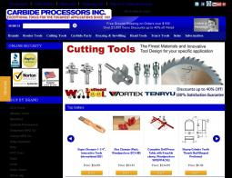 Carbide Processors Promo Codes