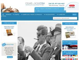 Cigars-now Promo Codes