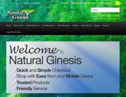 Natural Ginesis Coupons