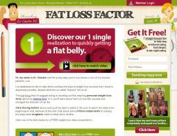 Fat Loss Factor promo code