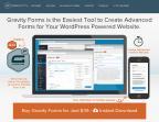 Gravity Forms Promo Codes promo code