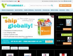 Vitamin Bay Discount Codes