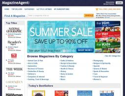 Magazine-Agent Coupon