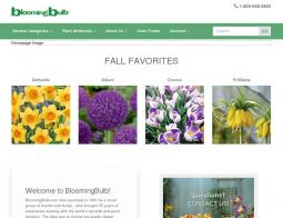 20 Off Blooming Bulb Coupon January 2019