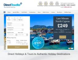 Direct Traveller Discount Codes