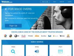 Voices.com Coupons